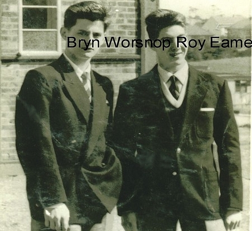 Brian Worsnip & Roy Eames