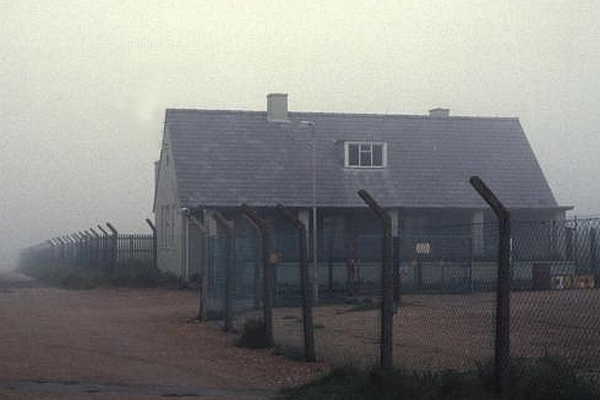 Ventnor's Bungalow/Guardroom. Courtesty of the Subterranea Britannica website